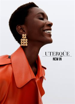 Clothes, Shoes & Accessories offers in the Uterque catalogue in Newport ( 4 days left )