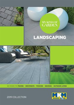 Garden & DIY offers in the MKM Building Supplies catalogue in Liverpool