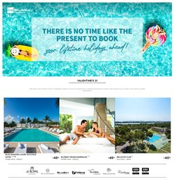 Travel offers in the Bluebay Hotels catalogue in Birmingham ( Expires today )
