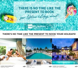 Travel offers in the Bluebay Hotels catalogue in Newport ( 12 days left )