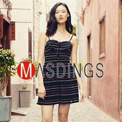 Masdings offers in the London catalogue
