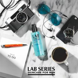 Lab Series offers in the London catalogue
