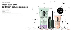 Clinique coupon in Solihull ( 5 days left )
