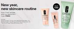 Clinique coupon in London ( 13 days left )