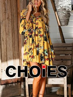 Choies offers in the London catalogue