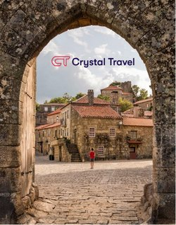 Crystal Travel offers in the Crystal Travel catalogue ( 3 days left)