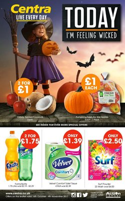Centra offers in the Belfast catalogue