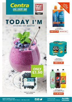 Centra catalogue ( More than a month )