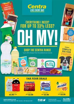 Centra catalogue ( Published today  )
