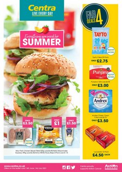 Supermarkets offers in the Centra catalogue ( 15 days left)