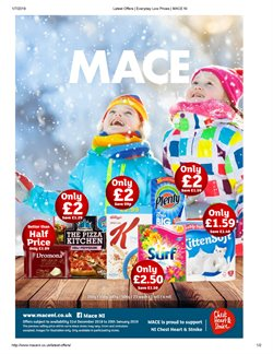 Mace offers in the Belfast catalogue