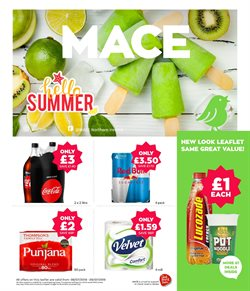 Supermarkets offers in the Mace catalogue in Aberdeen