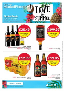 Musgrave MarketPlace offers in the Belfast catalogue