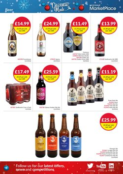 Stout offers in the Musgrave MarketPlace catalogue in London