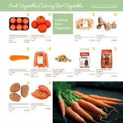 Potatoes offers in the Musgrave MarketPlace catalogue in London