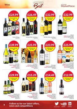 Christmas offers in the Musgrave MarketPlace catalogue in London