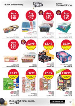 Football boots offers in the Musgrave MarketPlace catalogue in London