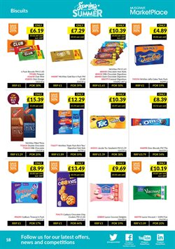 Tea offers in the Musgrave MarketPlace catalogue in London