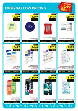 Soap offers in the Musgrave MarketPlace catalogue in London