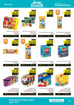 Turkey offers in the Musgrave MarketPlace catalogue in London