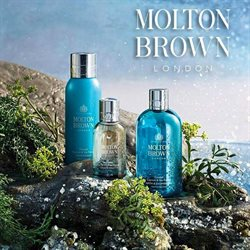 Molton Brown offers in the London catalogue