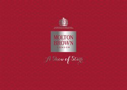 Pharmacy, Perfume & Beauty offers in the Molton Brown catalogue in Oxford