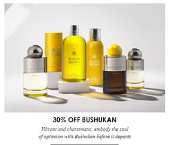 Molton Brown coupon in Liverpool ( 11 days left )