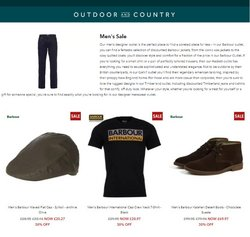 Outdoor and Country catalogue ( Expired )