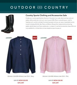 Outdoor and Country catalogue ( 3 days ago )