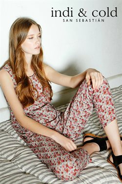 Jumpsuit offers in the Indi & Cold catalogue in London