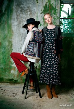 Women's waistcoat offers in the Indi & Cold catalogue in London