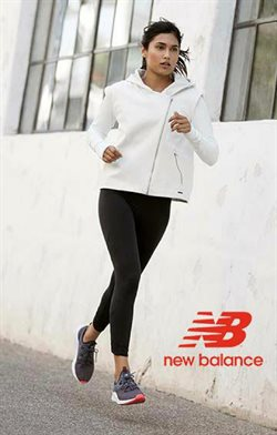 Sport offers in the New Balance catalogue in York
