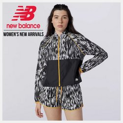 Sport offers in the New Balance catalogue ( More than a month)