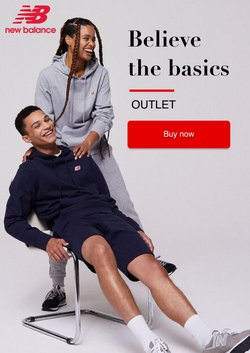 New Balance offers in the New Balance catalogue ( 1 day ago)