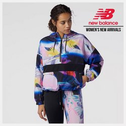 Sport offers in the New Balance catalogue ( 3 days left)