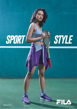 FILA offers in the London catalogue