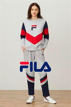 Sport offers in the FILA catalogue in Brighton ( 15 days left )