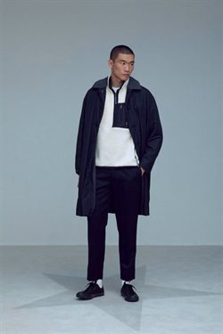 Men's coat offers in the Converse catalogue in London
