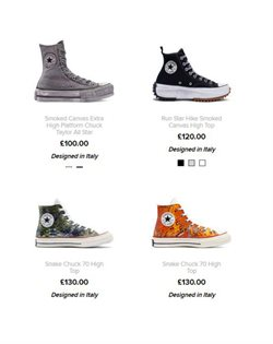 Offers of Canvas in Converse