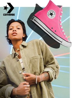 Converse offers in the Converse catalogue ( Expires today)