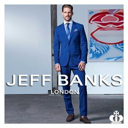 Jeff Banks offers in the London catalogue