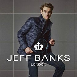 Jeff Banks catalogue ( More than a month )