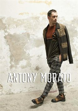 Men's leather shoes offers in the Antony Morato catalogue in London