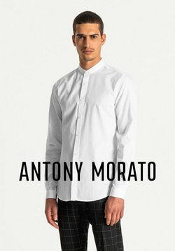Clothes, Shoes & Accessories offers in the Antony Morato catalogue in Newport ( Expires tomorrow )