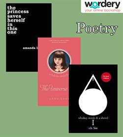 Wordery offers in the London catalogue