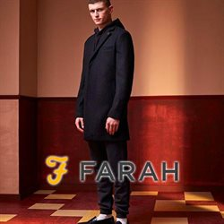 Farah offers in the London catalogue