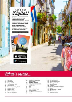 Flights offers in the Sta Travel catalogue in Royal Leamington Spa