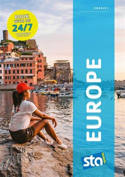 Travel offers in the Sta Travel catalogue in Birmingham ( More than a month )