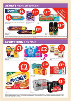 Pasta offers in the Filco Supermarkets catalogue in London