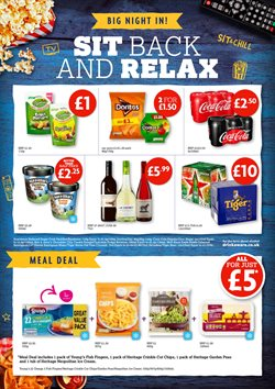 Filco Supermarkets offers in the London catalogue